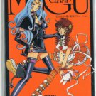 Megu the Magical Girl CLAMP phone card