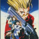Trigun (not for sale) promo phonecard (1)