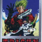 Trigun (not for sale) promo phonecard (4)