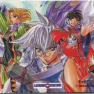 Langrisser Millennium (not for sale) Phonecard promo