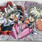 Unknown Series (Langrisser author) 6 phonecard