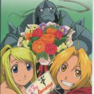 Full Metal Alchemist (not for sale) 23rd Anniversary Phonecard