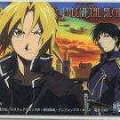 Full Metal Alchemist (Not for Sale) Phonecard promo