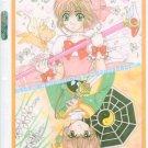 Card Captor Sakura shitajiki Doujin (2) RARE