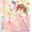 Mandarake shitajiki (girl cleaning)