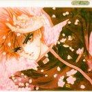 X Shitajiki ( Kamui w/ cherry blossom)