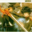 X Shitajiki (Sword and Earth)