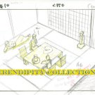 Yamato Nadeshiko Production art Ep10 - Cut 150