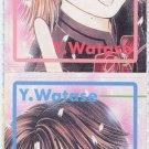 Alice 19th Furoku Trading Cards (rare)