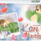Kare First Love Shitajiki (style 1)