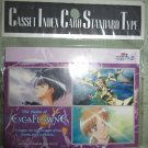 Escaflowne Cassett tape lables
