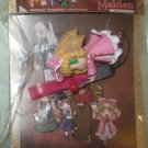 Rozen Maiden 3D mascott cel strap Hana Ichigo (promo item)