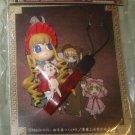 Rozen Maiden 3D mascott cel strap Shinku (promo item)