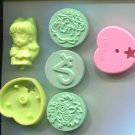Sailor Moon (Venus) stamper set
