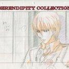 Vampire Knight Production art (zero on wall)- box 4