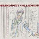 Vampire Knight Production art (Zero opening door)- box 4