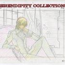 Vampire Knight Production art (Kaname sitting by window)- box 4