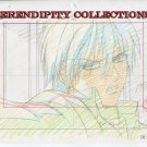 Vampire Knight Production art (Zero with arm out)
