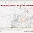 Yamato Nadeshiko, production art set (Pirate Ship)
