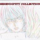 Vampire Knight Production art (Zero trying to bite Yuki)