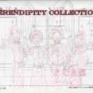 Yamato Nadeshiko group as waiters smiling production art set (box2)