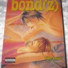 Bond(z) yaoi manga