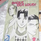 Shout Out Loud! Vol 1 (yaoi manga)