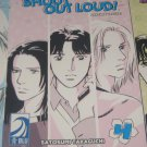 Shout Out Loud! Vol 4 (yaoi manga)