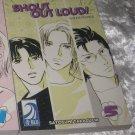 Shout Out Loud! Vol 5 (yaoi manga)