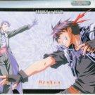 Sorcer Stabber Orphen Shitajiki 0300B