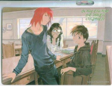 Sorcer Stabber Orphen Shitajiki 2001 Fujimi promo
