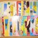 Sailor Moon Carddas set 3, Regs set (complete) Hong Kong