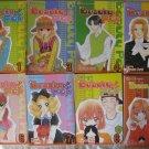 Beauty Pop Vol 1, 3-9 Manga set KIYOKO ARAI