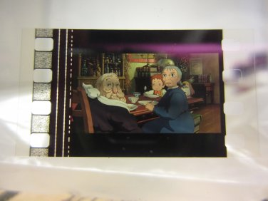 """Howl's Moving Castle """"NFS"""" Promo Film Cube Sophie, Markl, and Witch (8)"""