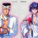 Fushigi Yuugi Mini Shitajiki DVD promo set (9 pcs)