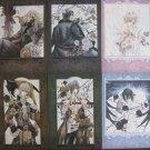 Betrayal Knows My Name Furoku Art print set OOP (Set 2)
