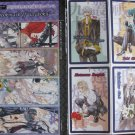 Betrayal Knows My Name Furoku Artwork Trading Cards / Bookmarks OOP