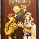Kyo Kara Maoh Season 2 DVD Box set (Open, new) OOP!!