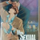 My Sexual Harrassment Yaoi DVD set (Sealed, new) OOP!!