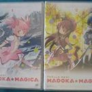 Madoka Magica Vol 1 & 2 Complete Collection DVD OOP!!