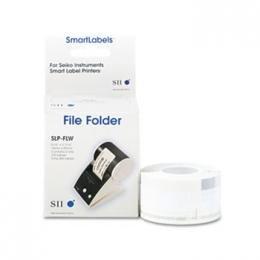 Hanging File Folder Labels, 1/5 Cut, 1-1/4 x 2, White, 220/Box - 4238103- (stock:101)