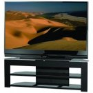 "58 GLOSS BLK TV STAND"" - Retail $325 - 3138887"