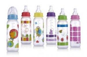 8 Oz. Non-Drip - Nuby Baby Bottle Case Pack 60 -5575215