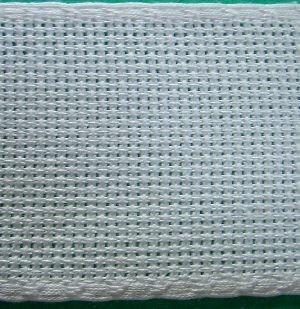 White Aida Band 5 cm, 2 inches wide