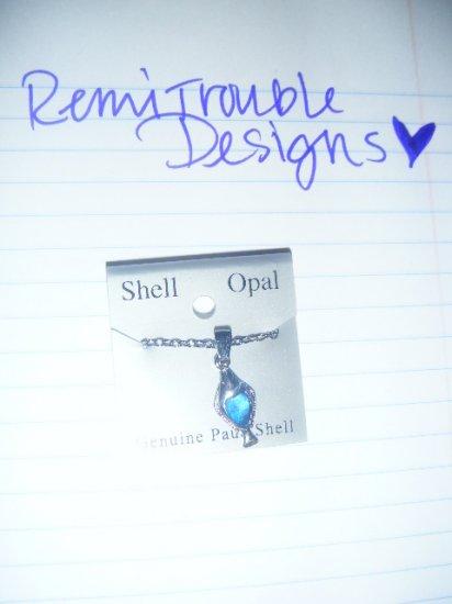 Genuine Pau Shell necklace