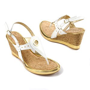 Sheila Slingback Wedge Sandal