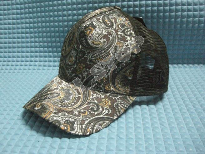 Mesh Cap (Brown)