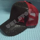 Mesh Cap (Reddish Black)