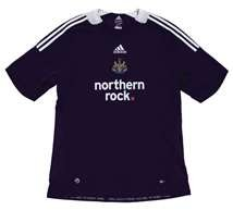 Newcastle Away Jersey 08/09