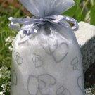 Addict by Dior Type Bath Salts 8 oz Organza Pouch